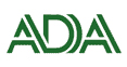 ADA logo/link to ADA website