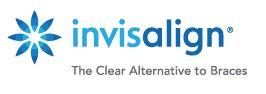 invisalign logo/link to invisalign website