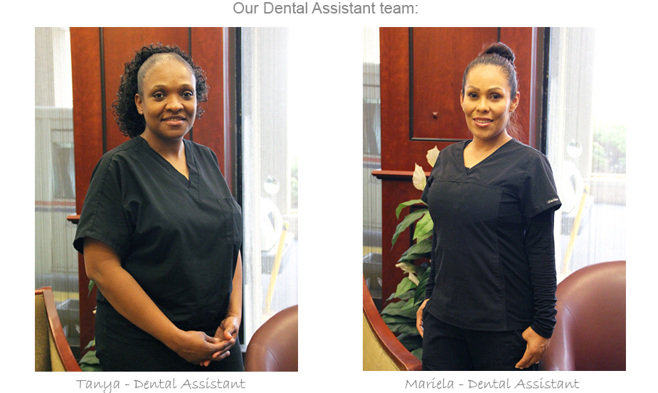 Our Dental Assistant Team